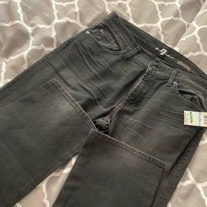 Men's 7 for all mankind jeans NEW w tags